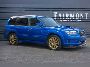 2005 Subaru Forester STi Version Sport - 45k miles, immaculate For Sale (picture 1 of 26)