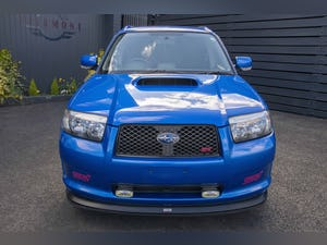 2005 Subaru Forester STi Version Sport - 45k miles, immaculate For Sale (picture 3 of 26)