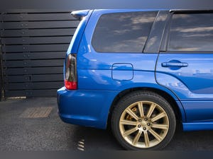 2005 Subaru Forester STi Version Sport - 45k miles, immaculate For Sale (picture 6 of 26)