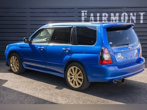 2005 Subaru Forester STi Version Sport - 45k miles, immaculate For Sale (picture 9 of 26)
