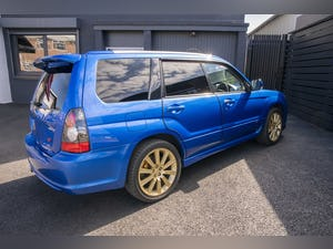 2005 Subaru Forester STi Version Sport - 45k miles, immaculate For Sale (picture 11 of 26)