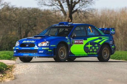 Picture of 2004 Subaru Impreza WRC - ex Petter Solberg For Sale by Auction