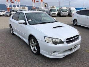 2006 SUBARU LEGACY B4 2.0 GT TWINSCROLL BL5 For Sale (picture 1 of 12)