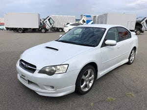 2006 SUBARU LEGACY B4 2.0 GT TWINSCROLL BL5 For Sale (picture 2 of 12)