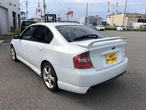 2006 SUBARU LEGACY B4 2.0 GT TWINSCROLL BL5 For Sale (picture 3 of 12)