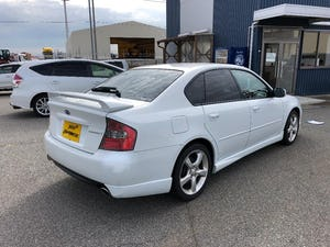 2006 SUBARU LEGACY B4 2.0 GT TWINSCROLL BL5 For Sale (picture 4 of 12)