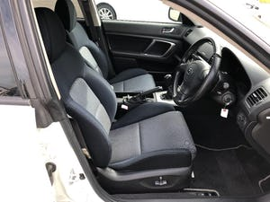 2006 SUBARU LEGACY B4 2.0 GT TWINSCROLL BL5 For Sale (picture 9 of 12)