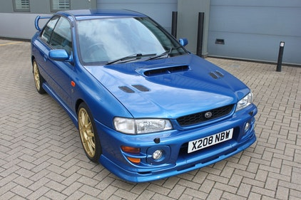 Picture of 2000 Subaru Impreza P1 For Sale by Auction