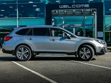 Picture of 2018 Subaru Outback 2.5i SE Premium Lineartronic AWD Auto For Sale