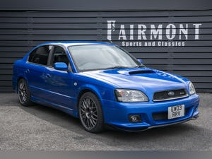 2003 Subaru Legacy B4 S401 STI - Extreme JDM Drivers Car For Sale (picture 1 of 28)