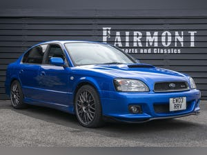 2003 Subaru Legacy B4 S401 STI - Extreme JDM Drivers Car For Sale (picture 2 of 28)