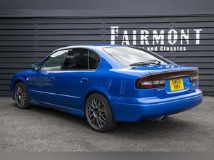 2003 Subaru Legacy B4 S401 STI - Extreme JDM Drivers Car For Sale (picture 4 of 28)