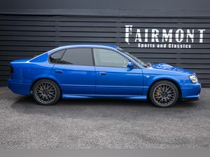2003 Subaru Legacy B4 S401 STI - Extreme JDM Drivers Car For Sale (picture 5 of 28)