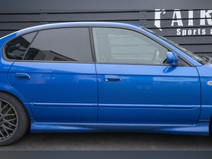2003 Subaru Legacy B4 S401 STI - Extreme JDM Drivers Car For Sale (picture 7 of 28)