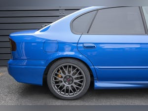 2003 Subaru Legacy B4 S401 STI - Extreme JDM Drivers Car For Sale (picture 8 of 28)
