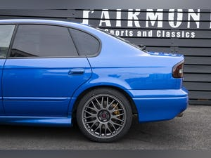 2003 Subaru Legacy B4 S401 STI - Extreme JDM Drivers Car For Sale (picture 10 of 28)
