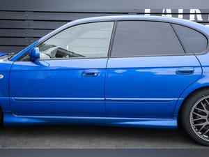 2003 Subaru Legacy B4 S401 STI - Extreme JDM Drivers Car For Sale (picture 11 of 28)