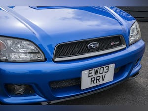 2003 Subaru Legacy B4 S401 STI - Extreme JDM Drivers Car For Sale (picture 13 of 28)