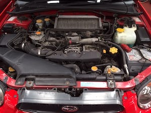2003 A STUNNING LOW MILEAGE WRX,2 OWNERS AND FULL SERVICE HISTORY For Sale (picture 10 of 10)