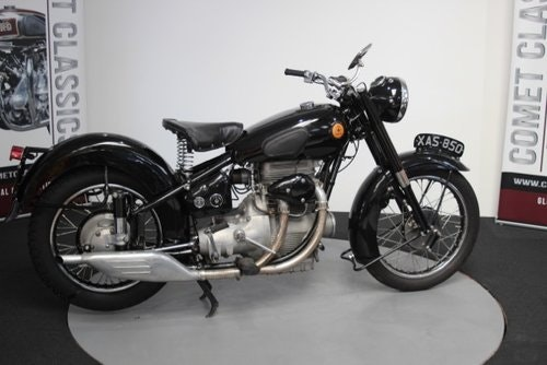 1950 Sunbeam S8 very nice condition  For Sale (picture 1 of 6)