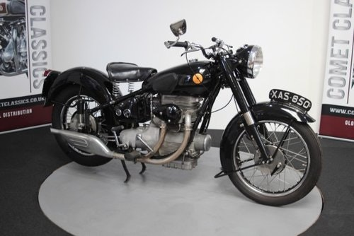 1950 Sunbeam S8 very nice condition  For Sale (picture 2 of 6)