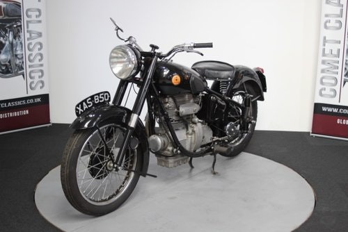 1950 Sunbeam S8 very nice condition  For Sale (picture 3 of 6)