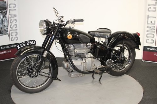 1950 Sunbeam S8 very nice condition  For Sale (picture 4 of 6)