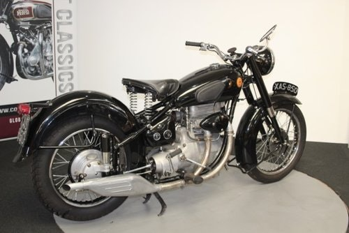 1950 Sunbeam S8 very nice condition  For Sale (picture 5 of 6)