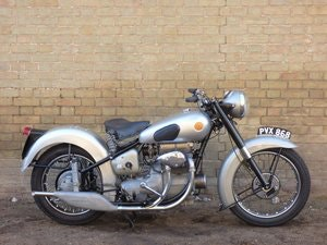 Picture of 1950 Sunbeam S8 500cc SOLD