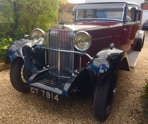 Picture of 1931 Sunbeam 23.8 hp Weymann Bodied Sports Saloon SOLD