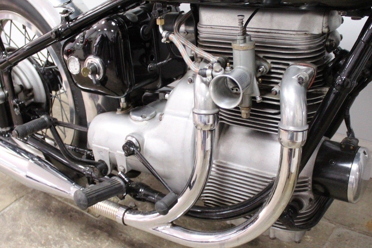 1950 Sunbeam S8 Presented in excellent condition For Sale (picture 2 of 6)