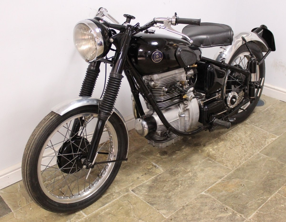 1950 Sunbeam S8 Presented in excellent condition For Sale (picture 6 of 6)