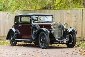 Picture of 1933 Sunbeam Sports Coupe For Sale