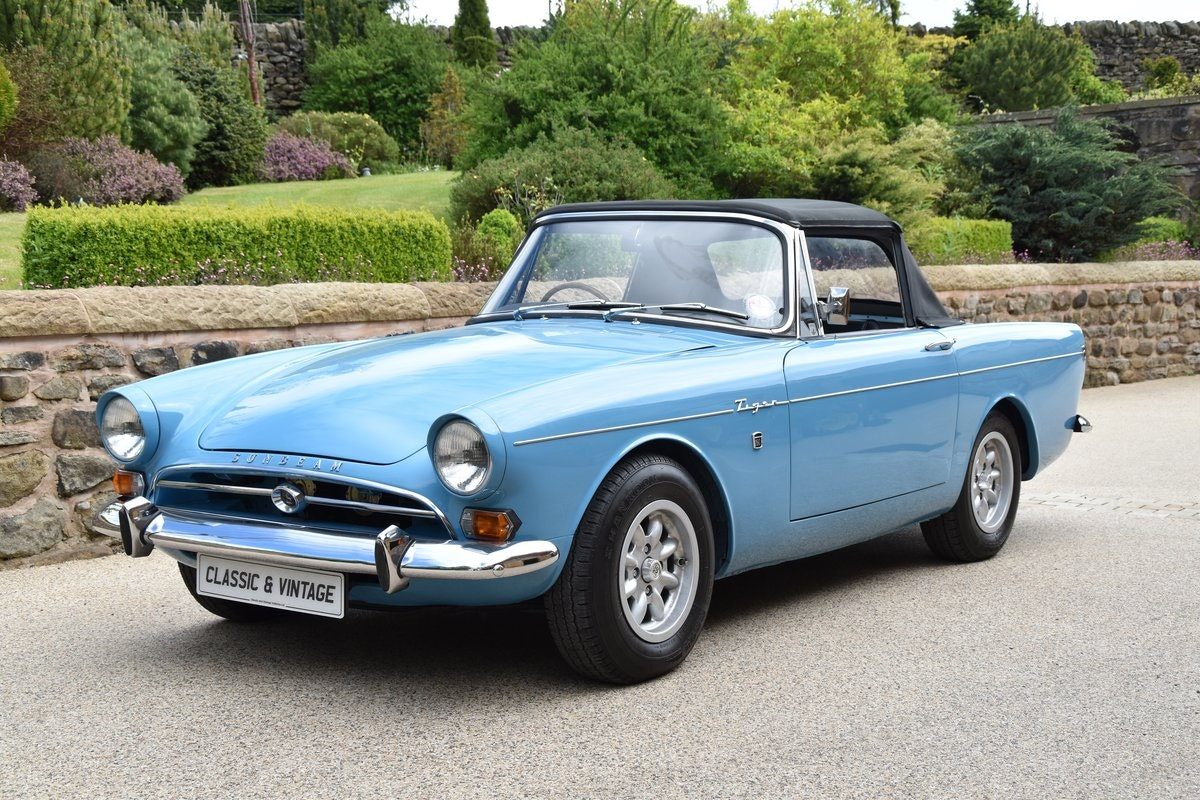 1966 Sunbeam Tiger For Sale (picture 1 of 5)