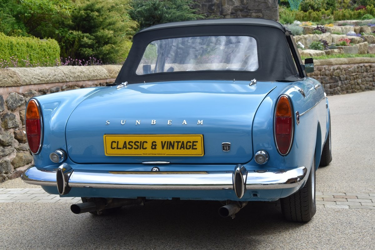 1966 Sunbeam Tiger For Sale (picture 2 of 5)