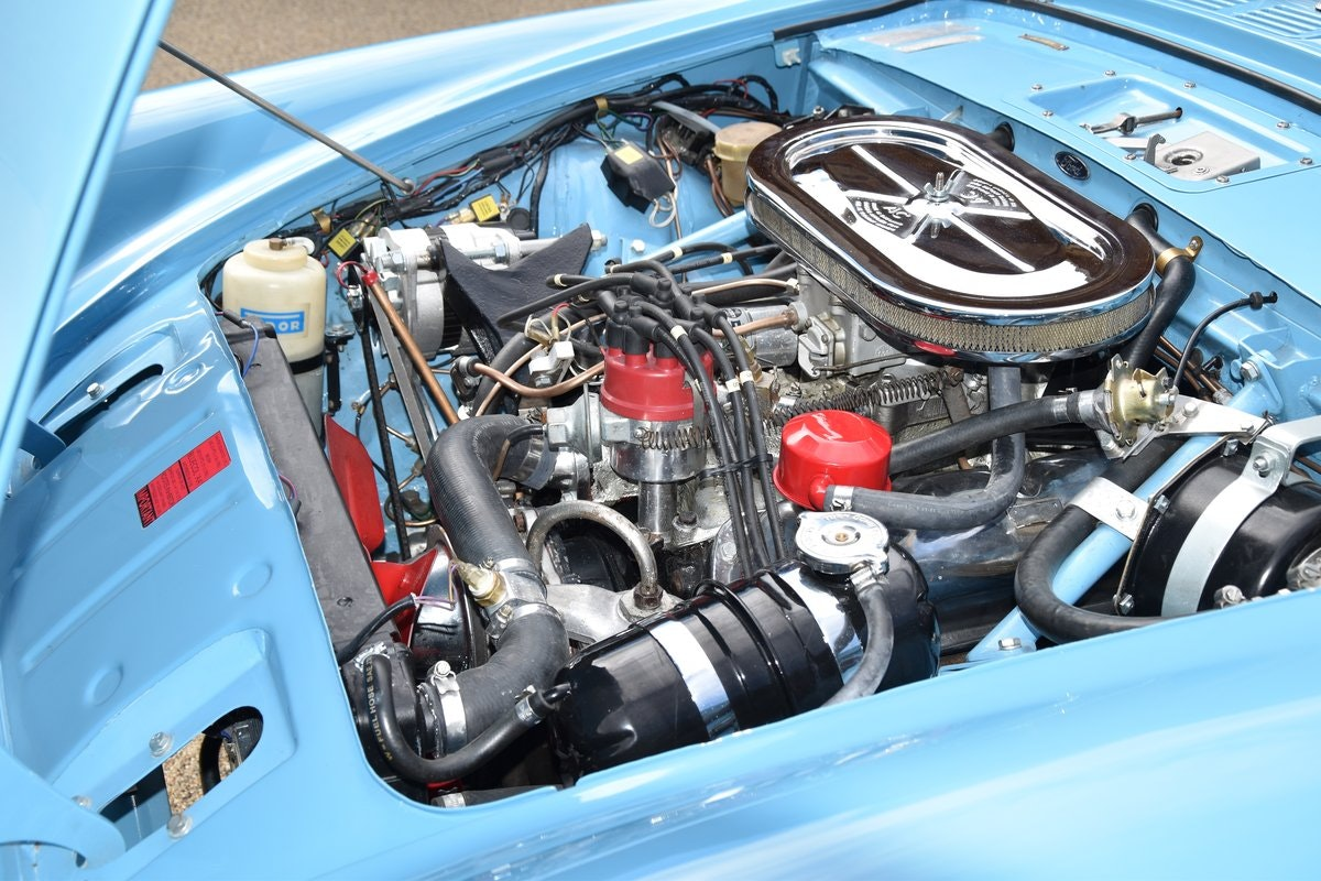 1966 Sunbeam Tiger For Sale (picture 5 of 5)
