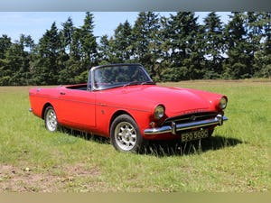 1965 Sunbeam Tiger for self drive hire For Hire (picture 1 of 6)