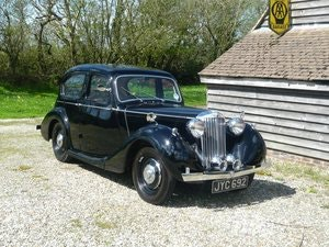 Picture of 1948 Sunbeam Talbot Ten Sports Saloon. For Sale