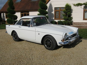 Picture of 1966 SUNBEAM TIGER MK1A. EX MET. POLICE FAST PURSUIT CAR.  SOLD