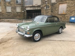 1964 Sunbeam Rapier MkIV For Sale (picture 1 of 7)