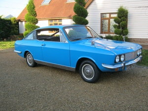 Picture of 1972 SUNBEAM RAPIER COUPE IN CARIBBEAN BLUE. 52,000 MILES SOLD