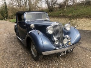 Picture of 1947 Sunbeam Talbot 2 litre Drop Head Coupe - Master Class C SOLD