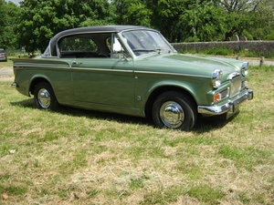Picture of 1964 SUNBEAM RAPIER SERIES IV. PILLARLESS COUPE. 1600cc. SOLD
