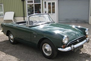 Picture of 1965 SUNBEAM ALPINE S5 GT. O/DRIVE, HARD/ SOFT TOPS SOLD