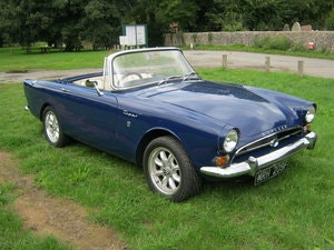 Picture of 1967 SUNBEAM TIGER/ALGER. STUNNING CAR. 5 LITRE  320bhp SOLD