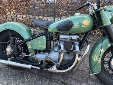 Picture of the SUNBEAM S7 DELUXE 1955 For Sale