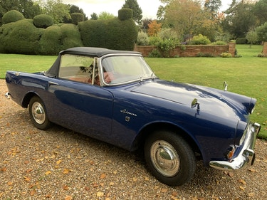 Picture of 1968 Sunbeam Alpine series 5 For Sale