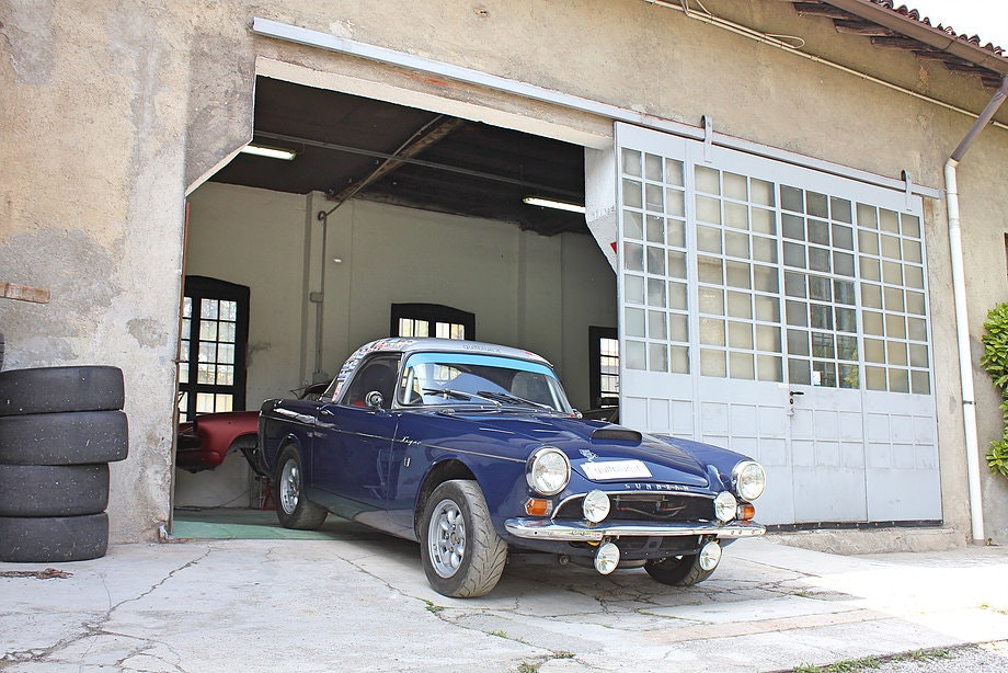 1965 Sunbeam Tiger FIA rally car For Sale (picture 3 of 12)