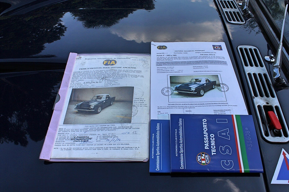 1965 Sunbeam Tiger FIA rally car For Sale (picture 6 of 12)