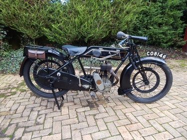 Picture of 1925 Sunbeam Model 5 For Sale